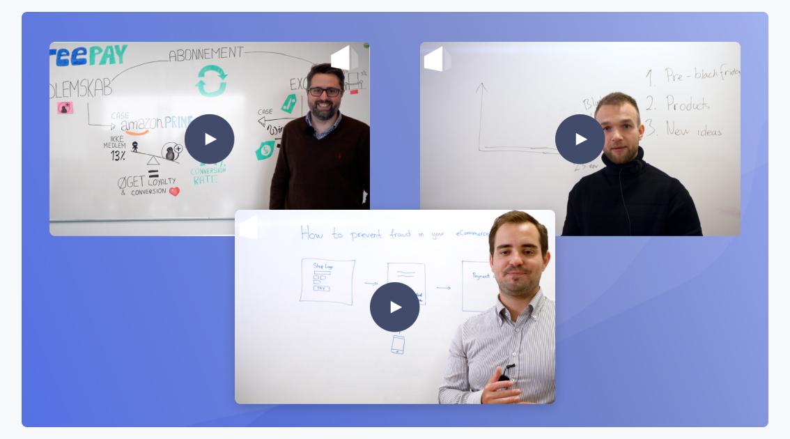 Whiteboard Wednesday - Ny video hver uge