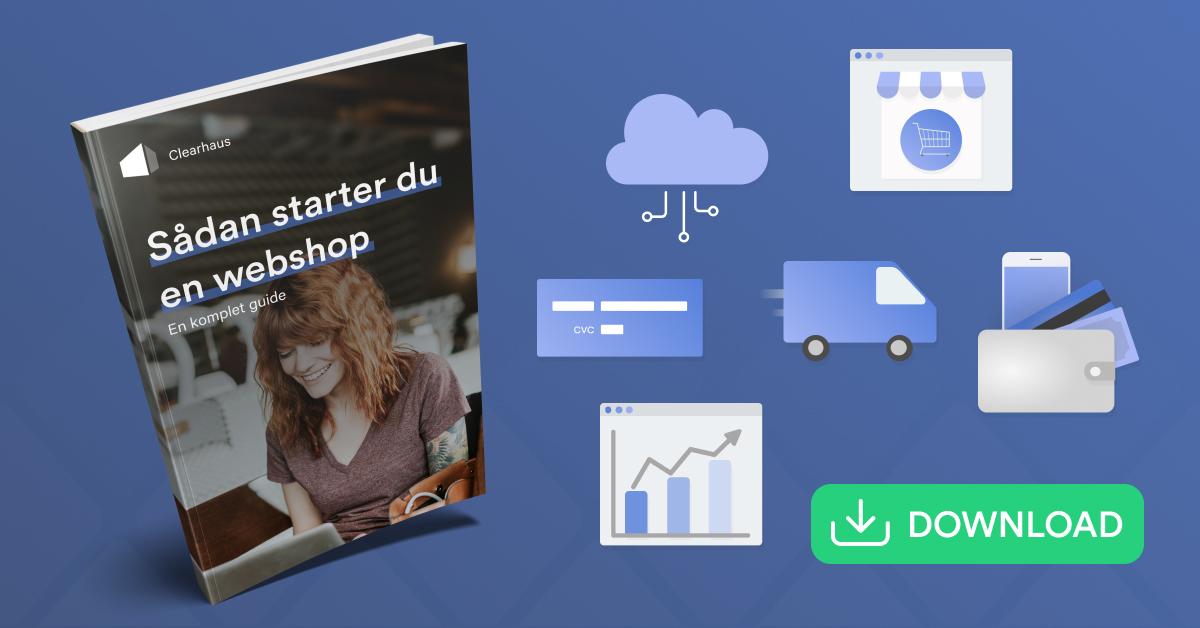Download e-bog om Sådan starter du en webshop