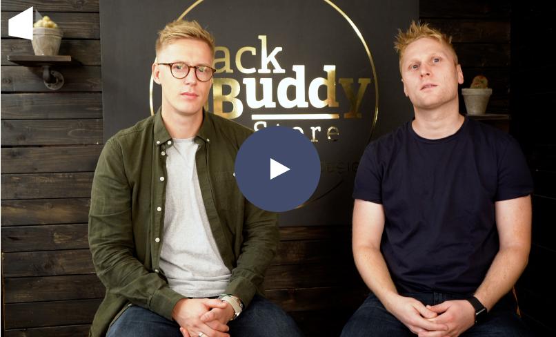 Se RackBuddy video